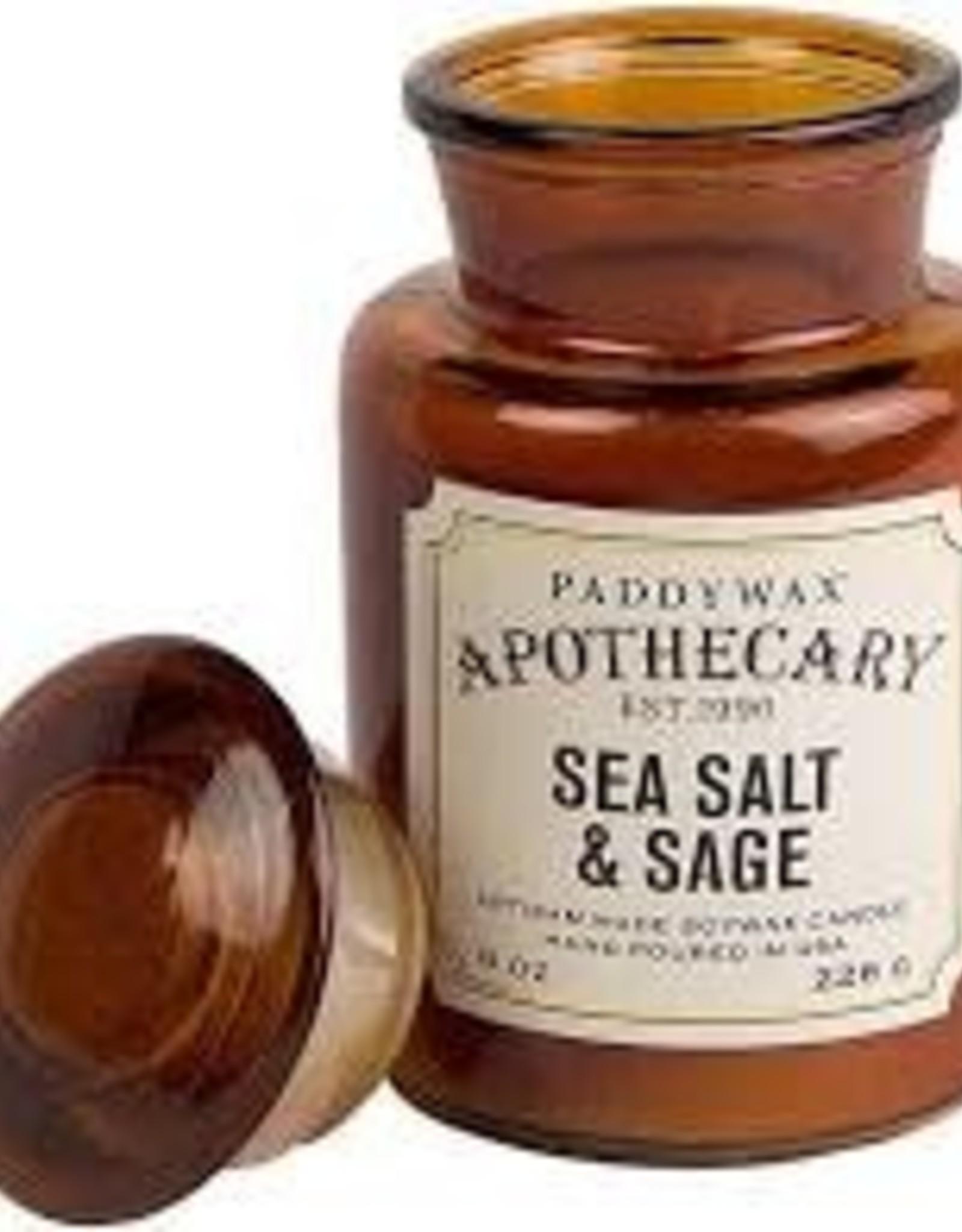 Paddy Wax PADDYWAX APOTHECARY SEA SALT & SAGE