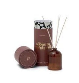 Paddy Wax PADDYWAX PETITE TOBACCO PATCHOULI DIFFUSER