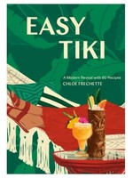 PENGUIN RANDOM HOUSE EASY TIKI COCKTAIL RECIPE BOOK
