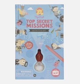 TIGER TRIBE TOP SECRET MISSIONS - DETECTIVE SET