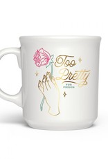 Fred & Friends SAY ANYTHING TOO PRETTY FOR PRISON MUG