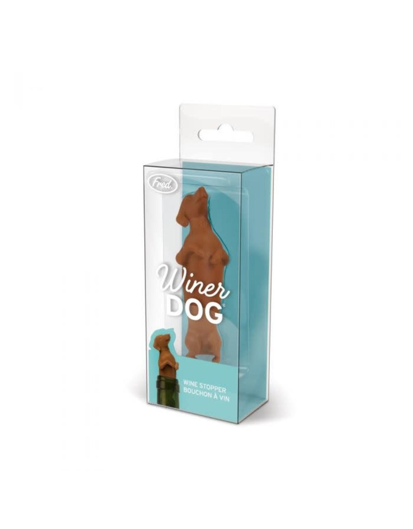 Fred & Friends FRED WINER DOG BOTTLE STOPPER