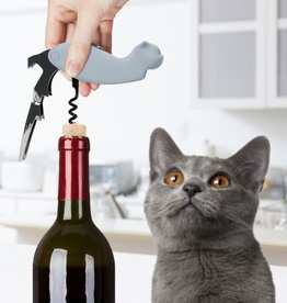 Fred & Friends FRED WINE LIVES CAT CORKSCREW