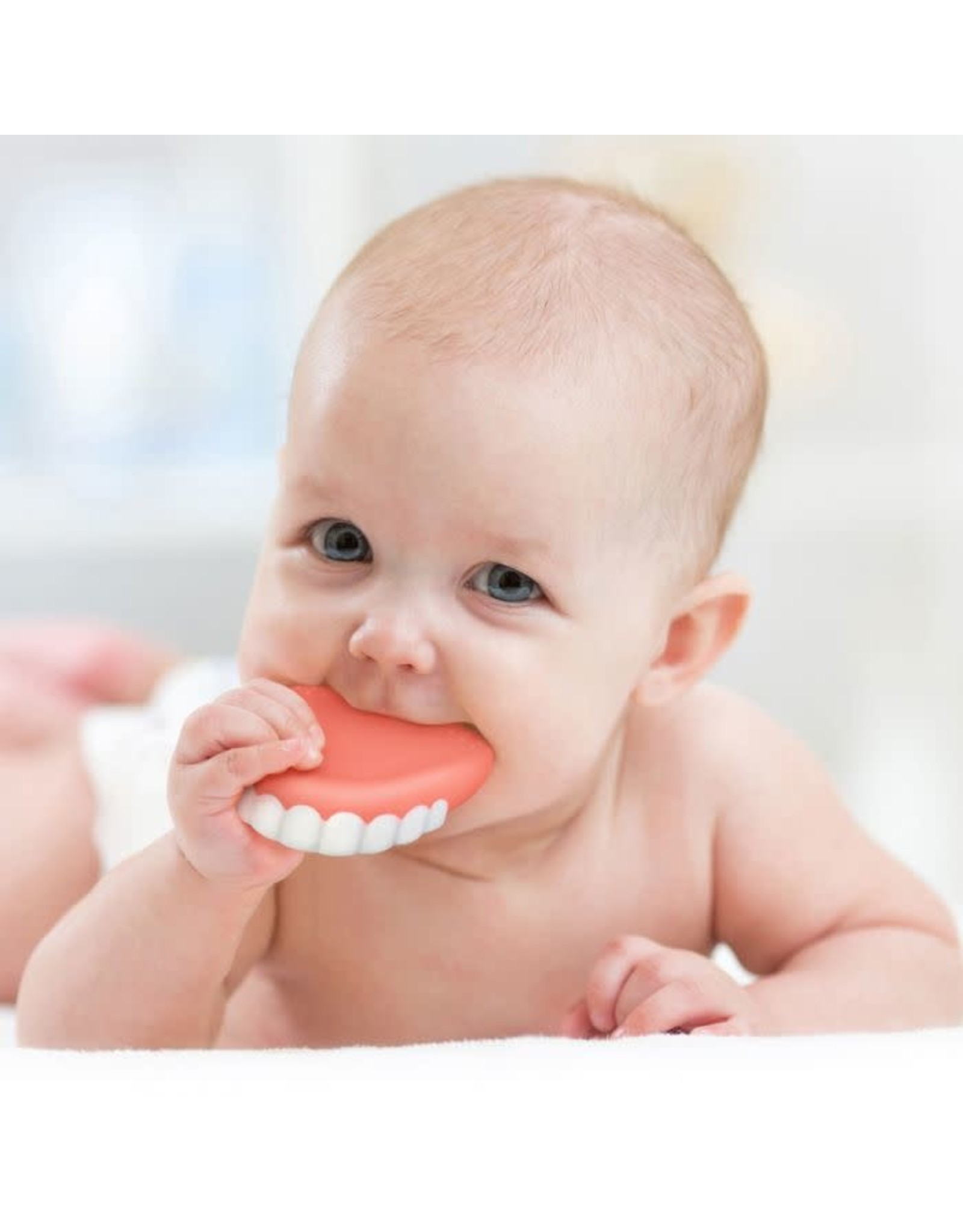 Fred & Friends CHILL, BABY FALSE TEETHER