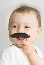 Fred & Friends CHILL, BABY MUSTACHE TEETHER