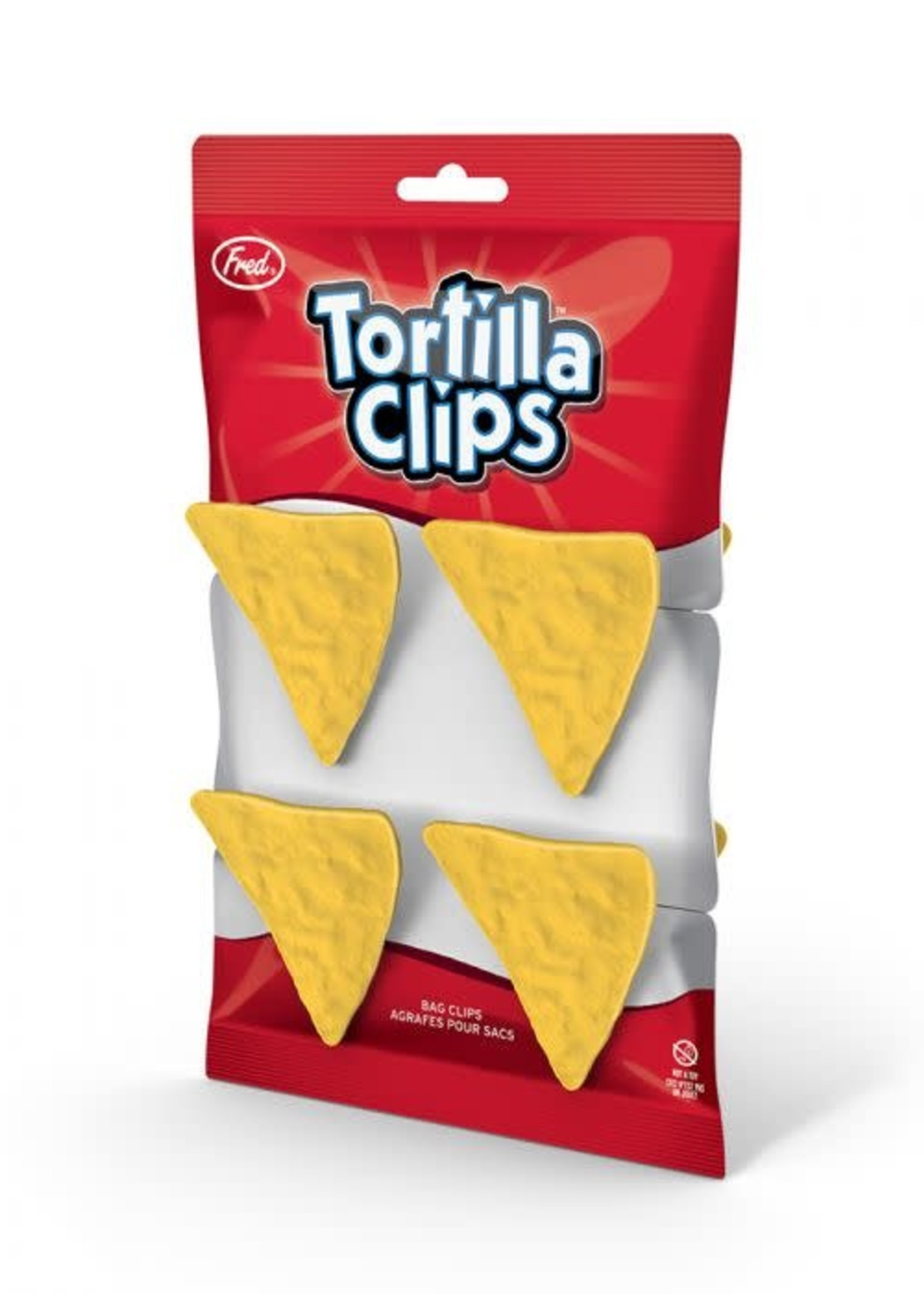 Fred & Friends FRED TORTILLA CHIP CLIPS