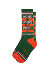 GUMBALL POODLE GUMBALL POODLE HOME IS WHERE THE WEED IS SOCKS