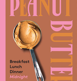 HACHETTE PEANUT BUTTER BREAKFAST LUNCH DINNER MIDNIGHT BOOK
