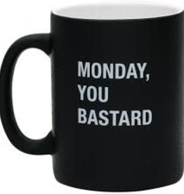 ABOUT FACE ABOUT FACE MONDAY MUG