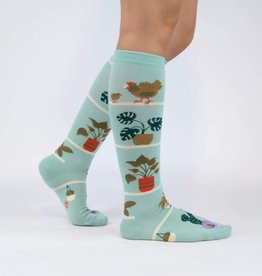 Sock it to Me SOCK IT TO ME HENS AND CHICKS KNEE HIGHS