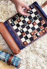 Chronicle Books PENDELTON CHESS & CHECKERS