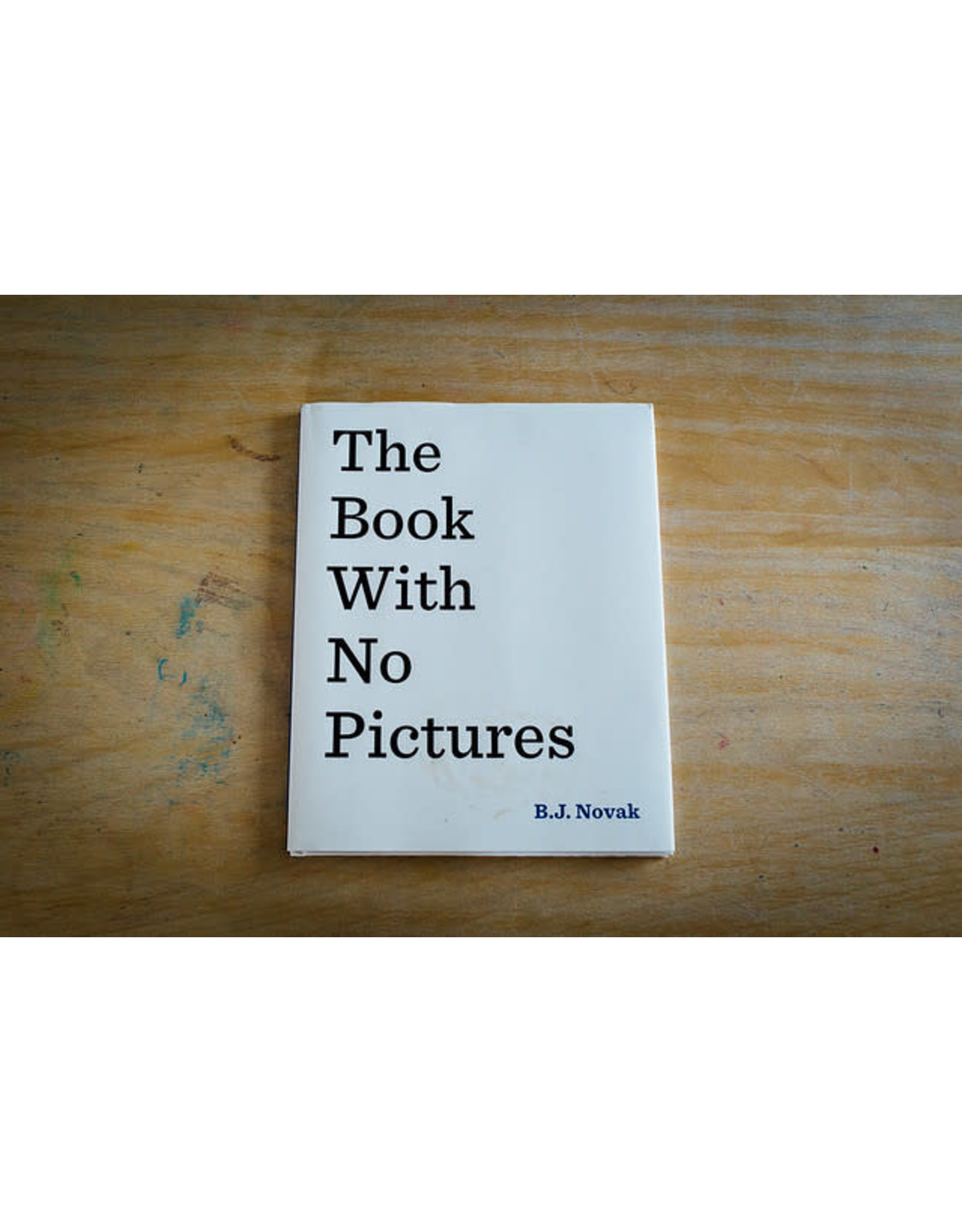 PENGUIN RANDOM HOUSE BOOK WITH NO PICTURE