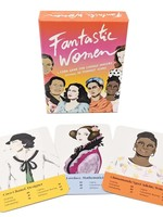HACHETTE FANTASTIC WOMEN CARD GAME