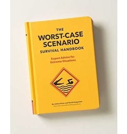 Chronicle Books WORST CASE SCENARIO SURVIVAL