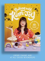 HACHETTE BAKING WITH KIM-JOY BOOK