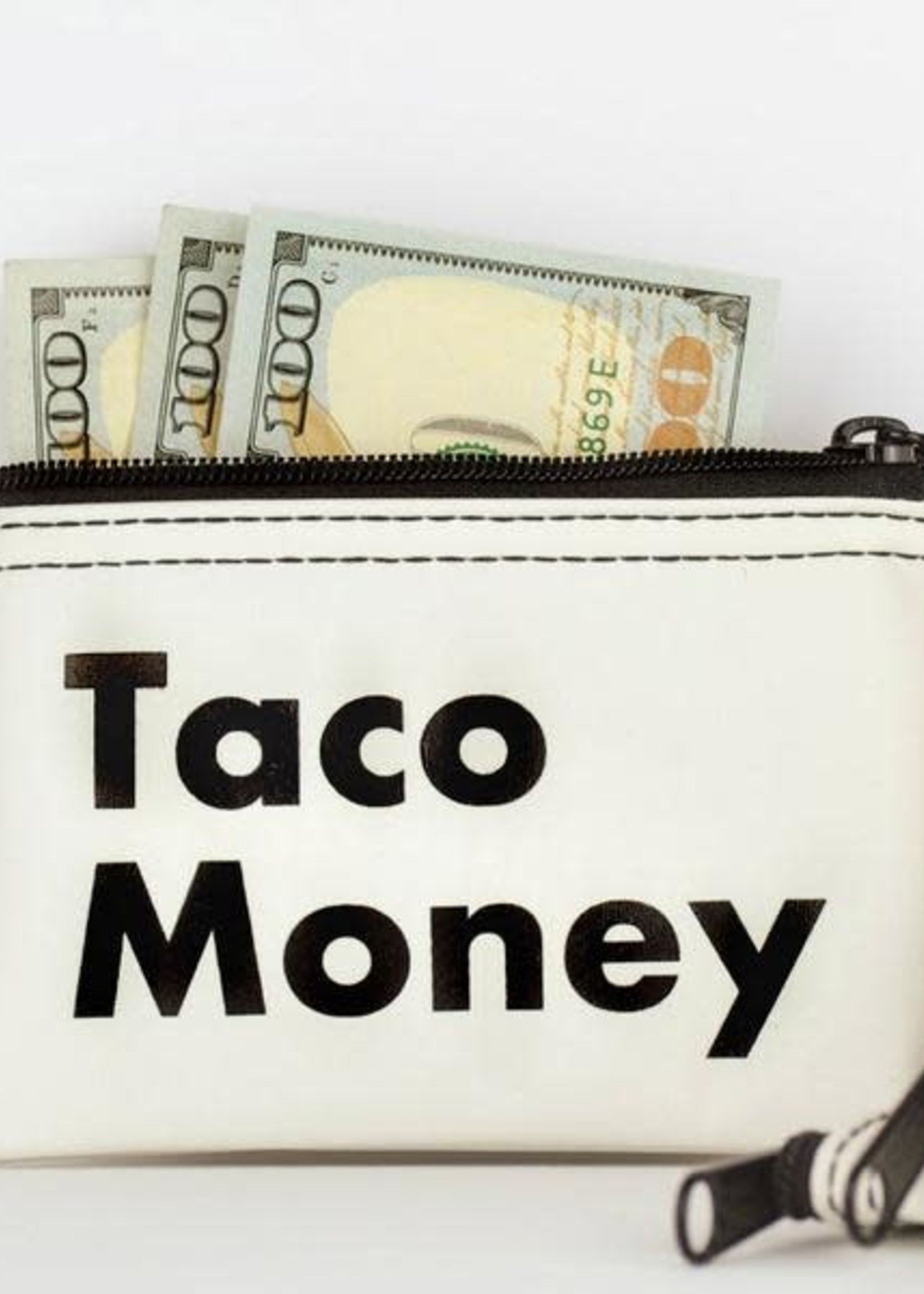 MERIWETHER MERIWETHER TACO MONEY COIN PURSE