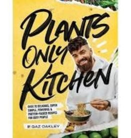 Chronicle Books PLANTS ONLY KITCHEN