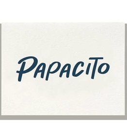 DAHLIA PRESS PAPACITO CARD