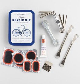 Kikkerland KIKKERLAND BIKE REPAIR KIT TIN