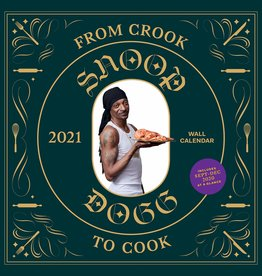 HACHETTE FROM COOK TO COOK CALENDAR 2021