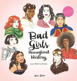 HACHETTE BAD GIRLS THROUGHOUT HISTORY CALENDAR 2021
