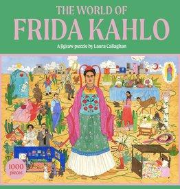 HACHETTE THE WORLD OF FRIDA KAHLO PUZZLE