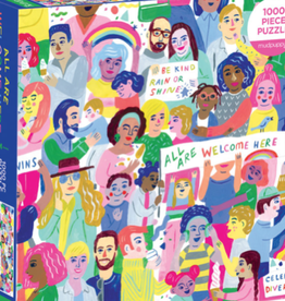 HACHETTE ALL ARE WELCOME HERE PUZZLE