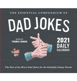 HACHETTE DAD JOKES CALENDAR 2021