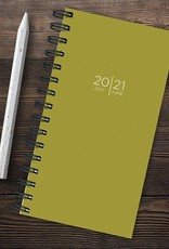 TF PUBLISHING SMALL GREEN PLANNER