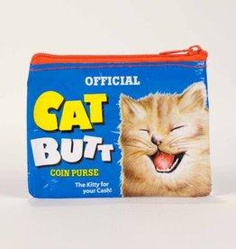 Blue Q BLUE Q COIN PURSE CAT BUTT