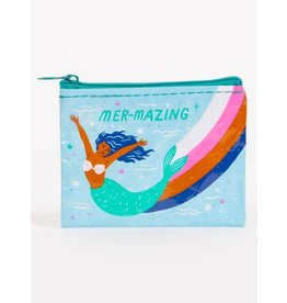 Blue Q BLUE Q COIN PURSE MER-MAZING