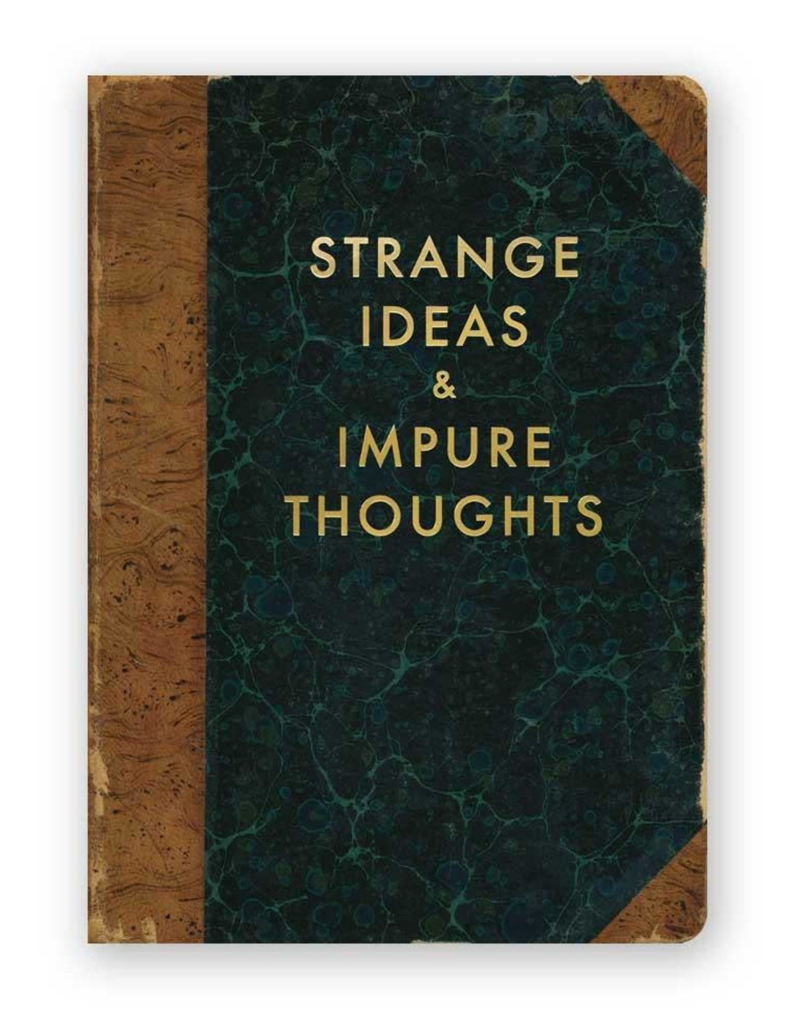 THE FRANTIC MEERKAT FRANTIC JOURNALS  STRANGE IDEAS/IMPURE THOUGHTS