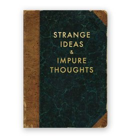 THE FRANTIC MEERKAT FRANTIC JOURNALS  STRANGE IDEAS/IMPURE THOUGHTS