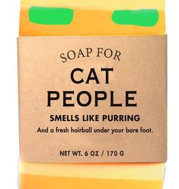 WHISKEY RIVER SOAP CO WHISKEY RIVER SOAPS CAT PEOPLE
