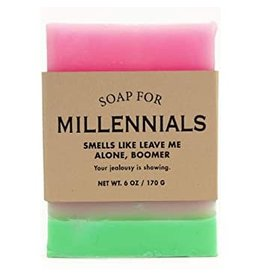 WHISKEY RIVER SOAP CO WHISKEY RIVER SOAPS MILLENNIALS