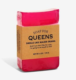 WHISKEY RIVER SOAP CO WHISKEY RIVER SOAPS QUEENS