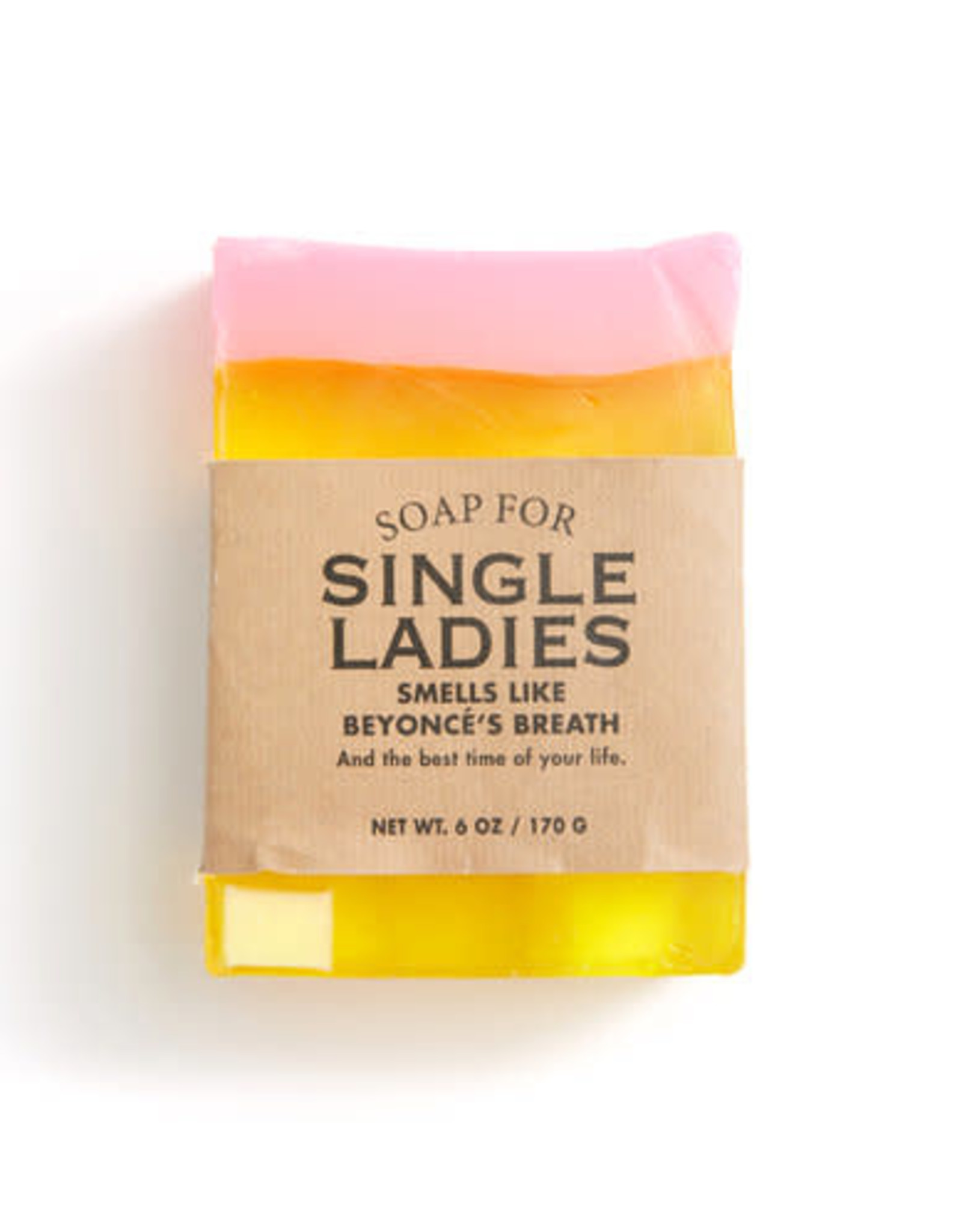 WHISKEY RIVER SOAP CO WHISKEY RIVER SOAPS SINGLE LADIES