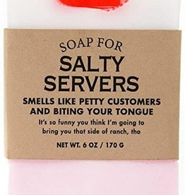 WHISKEY RIVER SOAP CO WHISKEY RIVER SOAPS SALTY SERVERS