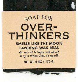 WHISKEY RIVER SOAP CO WHISKEY RIVER SOAPS OVER THINKERS