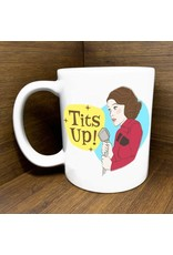 "CITIZEN RUTH CITIZEN RUTH, MRS. MAISEL ""TITS UP"" MUG"