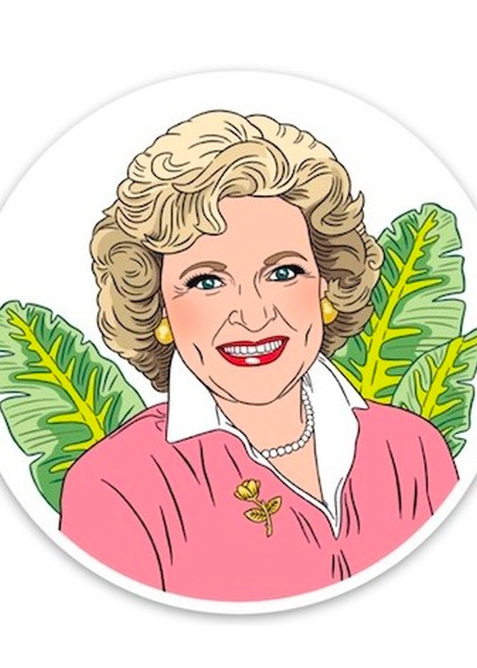 THE FOUND THE FOUND TV STAR STICKERS BETTY