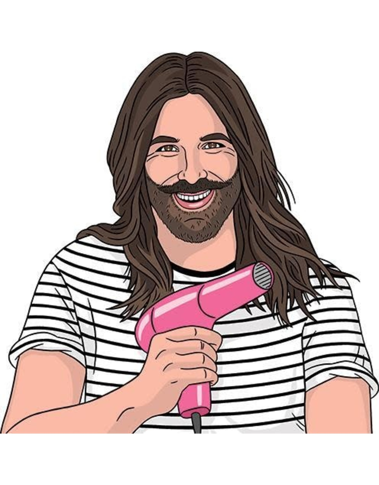 THE FOUND THE FOUND TV STAR STICKERS JVN
