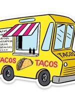THE FOUND THE FOUND POP CULTURE STICKERS  TACO TRUCK