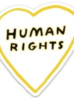 THE FOUND THE FOUND POLITICAL STICKERS  HUMAN RIGHTS