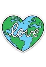 THE FOUND THE FOUND LOVE EARTH STICKER