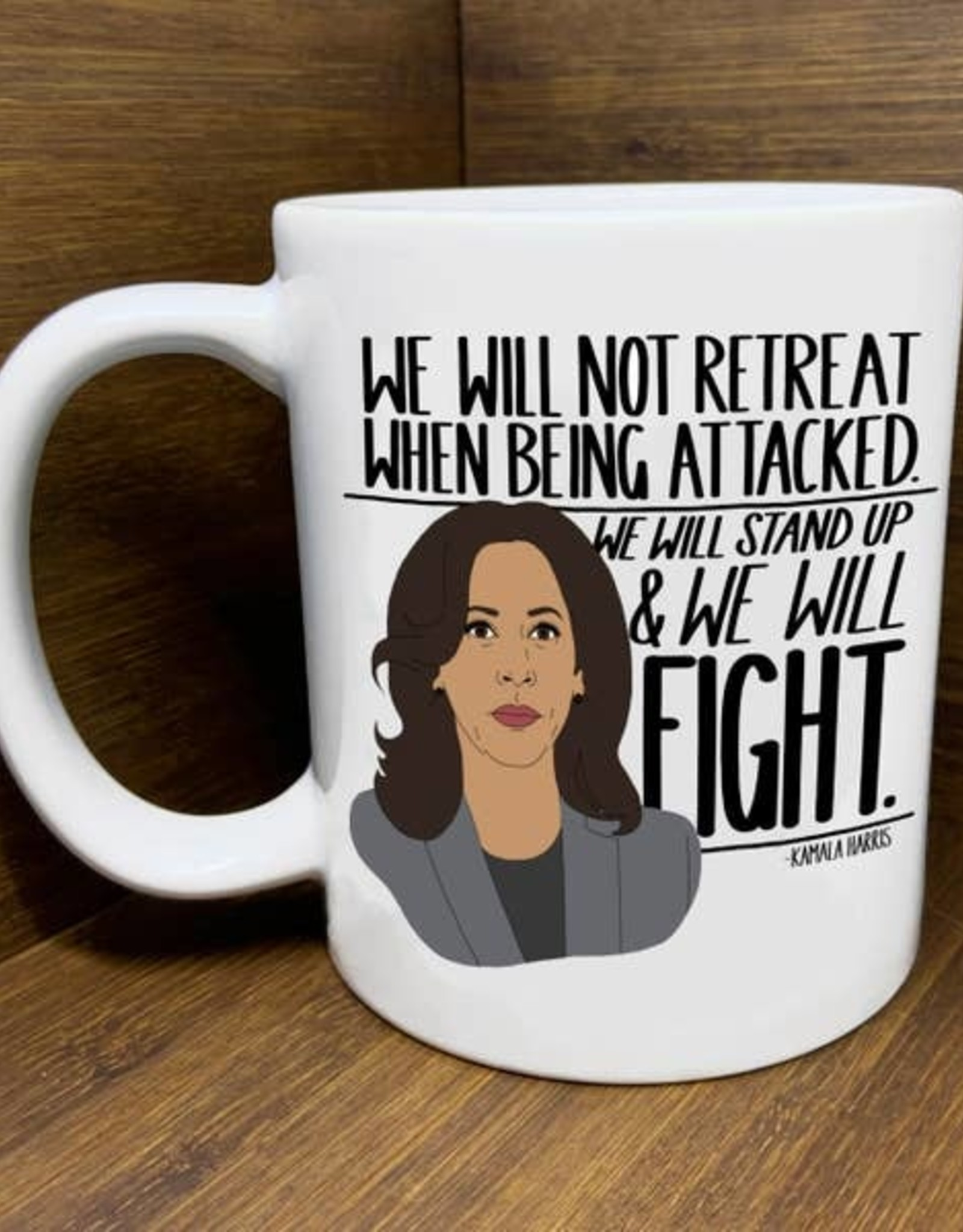 CITIZEN RUTH CITIZEN RUTH KAMALA HARRIS MUG