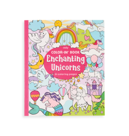 OOLY OOLY COLOR IN BOOK - ENCHANTING UNICORNS
