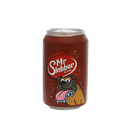 TUFFY TUFFY SILLY SQUEEKERS BEER CAN - MR SLOBBER