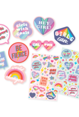 OOLY OOLY SCENTED STICKERS - GIRL POWER