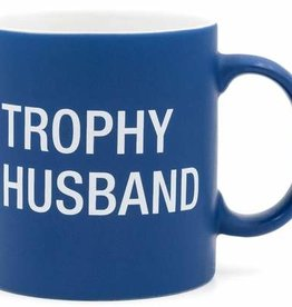 ABOUT FACE ABOUT FACE TROPHY HUSBAND MUG